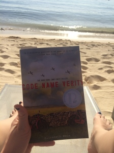 Code Name Verity: an unlikely #beachread